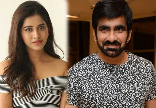 ravi-teja-to-romance-three-heroines