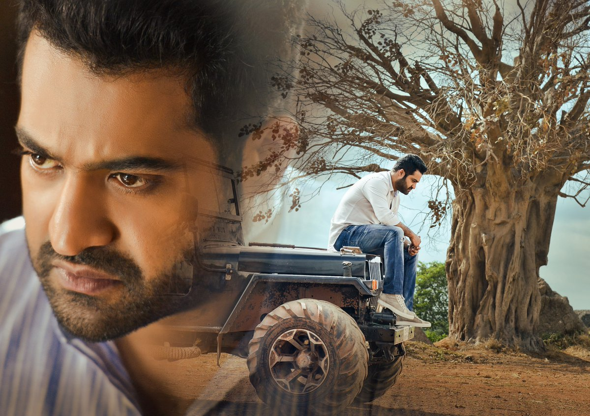 NTR's dual role becomes a hot topic
