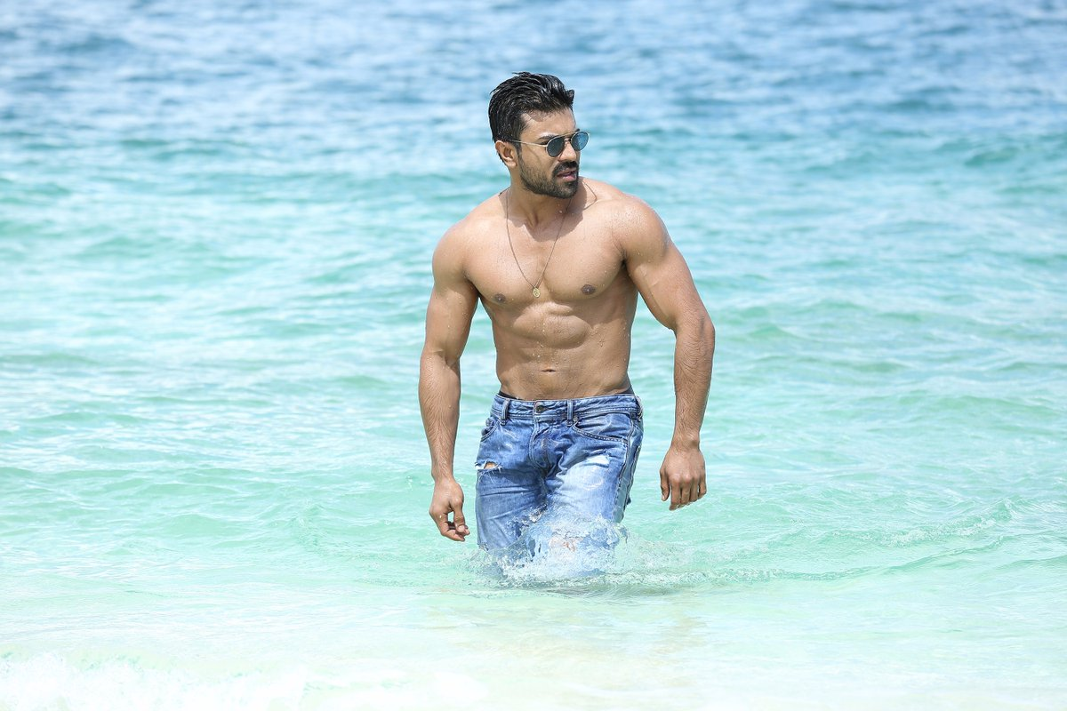 RamCharan's ShirtLess Action Episode Will be Highlight in #RC12