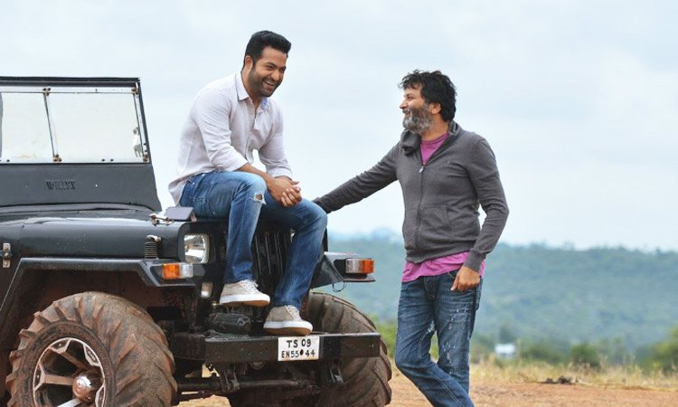 Trivikram laughing off Aravindha Sametha controversy-Free Publicity