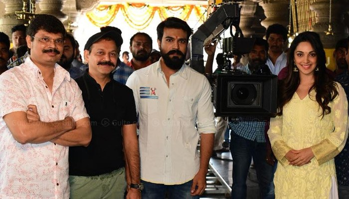 Poor Response for Ram Charan's Next Title