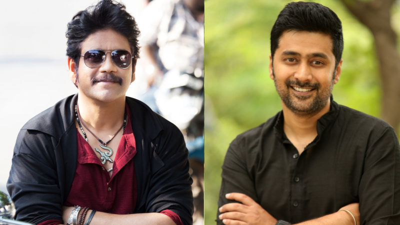 Exclusive- Nagarjuna's Manmadhudu2 to be announced on New Year's Eve