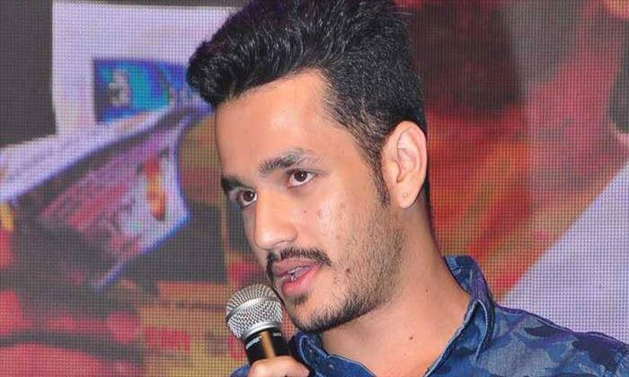 Akhil Goes On A One Month Vacation