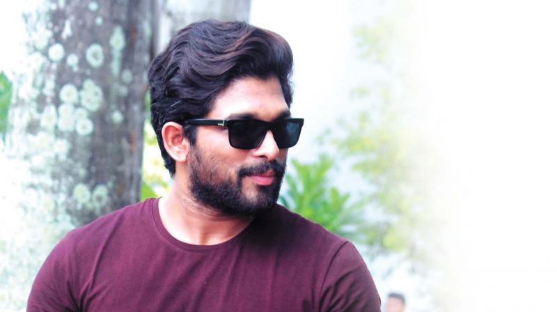 Allu Arjun to transform famous theater in Hyderabad