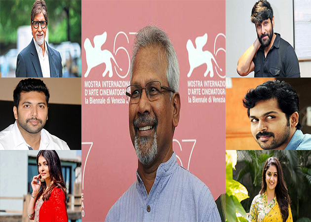 Another Big Multistarrer From Mani Ratnam