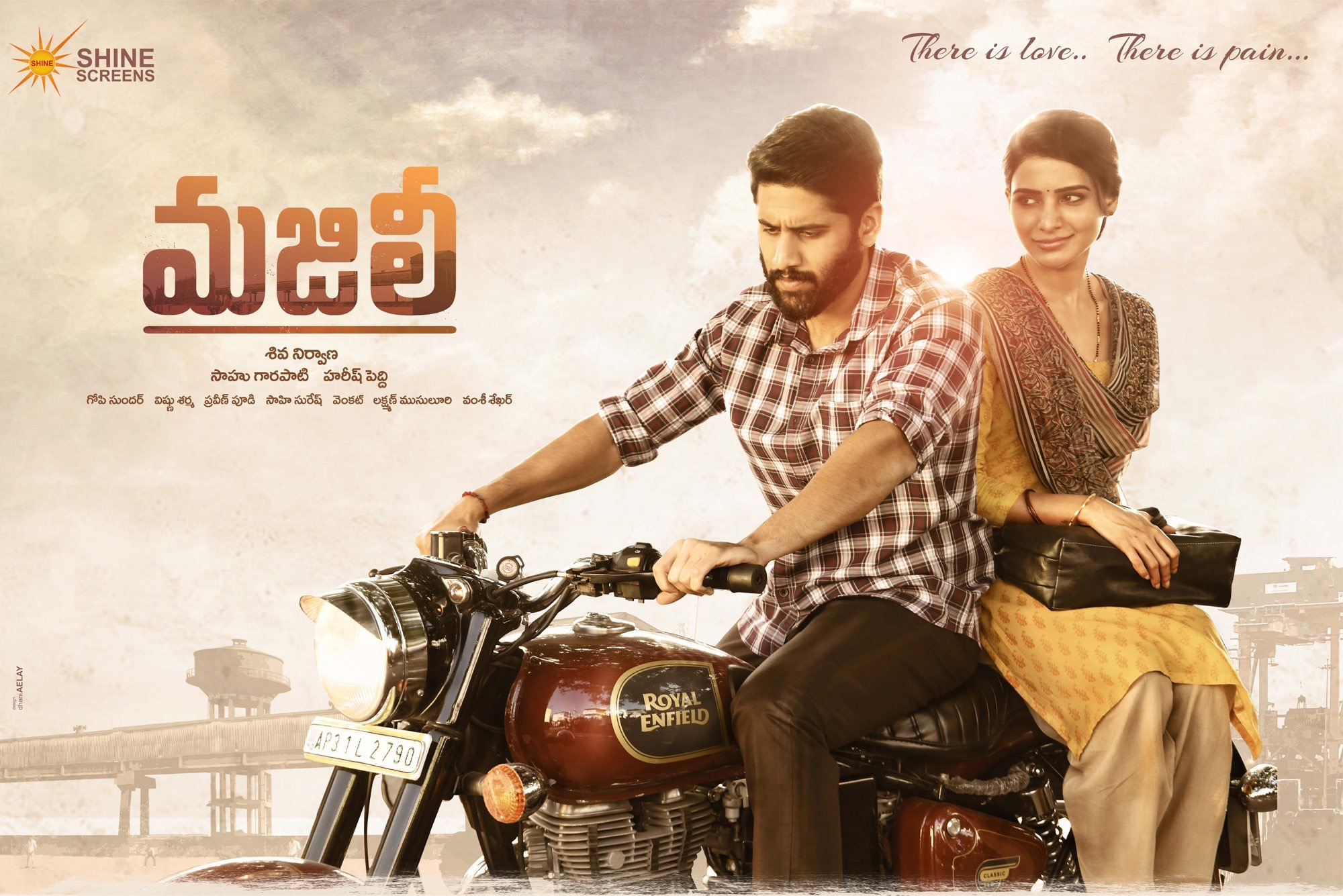 Majili Area Wise Day-1: BlockBuster