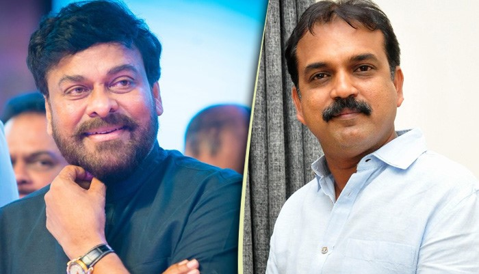 Chiranjeevi now wants to reduce weight-Koratala Frustration