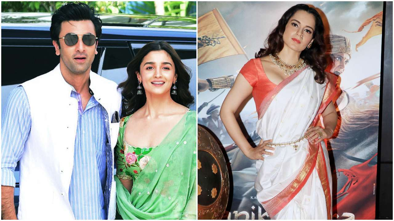 Dont Compare With Alia Performance,She is a trash-Kangana