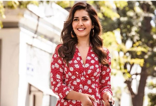 Raashi Khanna Next with Controversial Actor