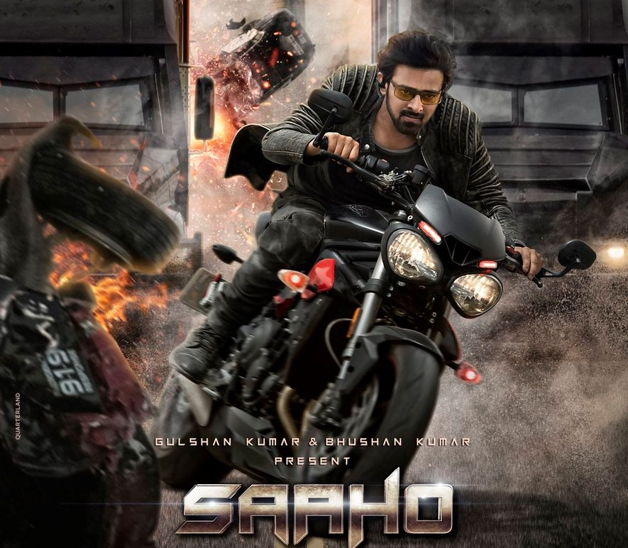 Exclusive: Highlight Scene of Saaho Teaser