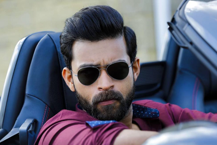 Varun Tej Met with An Accident