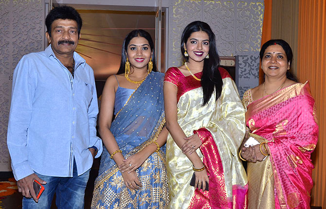 C Kalyan to produce Rajasekhar's family film