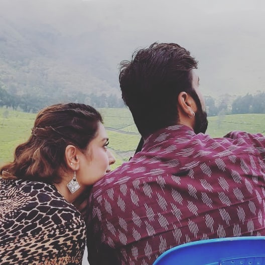 Payal Rajput in Love?