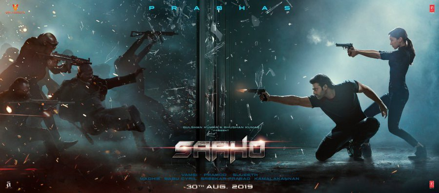 Saaho Massive Promotional Plan