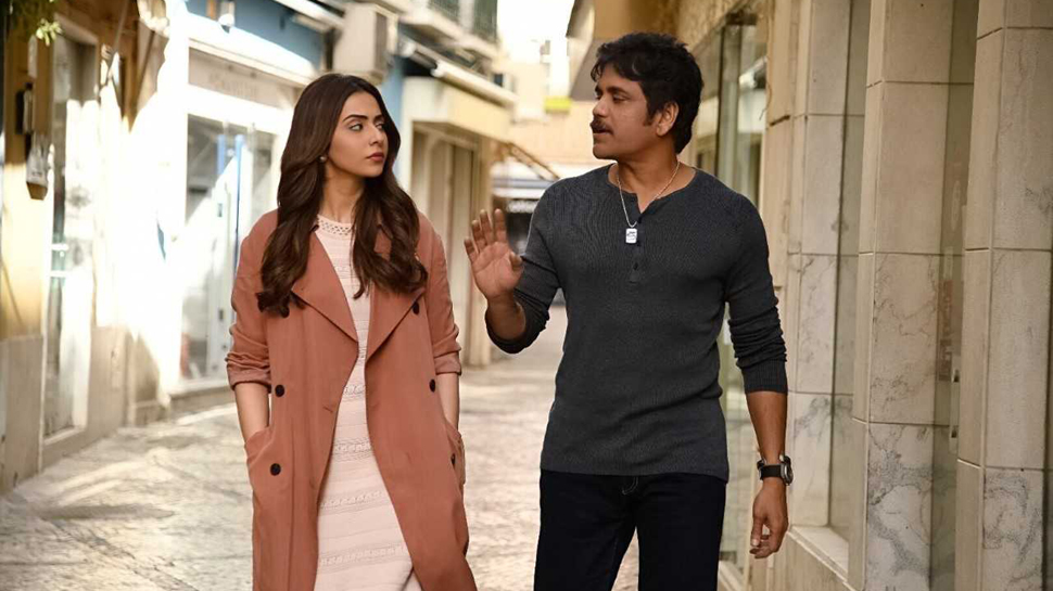 Staggering Price for Manmadhudu 2 Satellite Rights