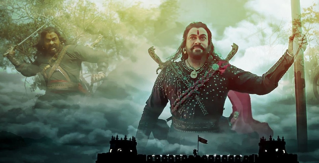 26 VFX Companies Working Day and Night for Sye Raa