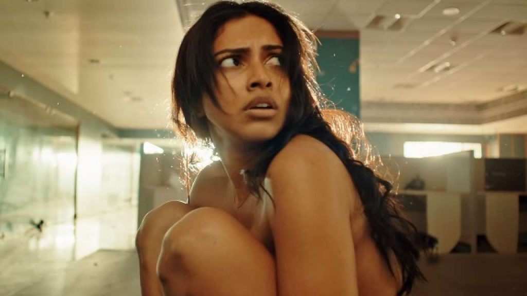 Amala Paul Nude Scenes chopped in Amazon Prime