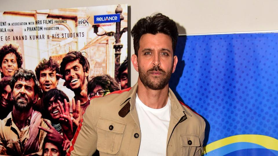 Hrithik Not Acting With South SuperStar
