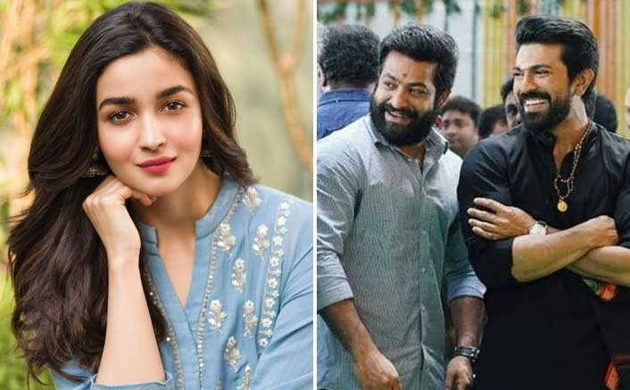 Alia Bhatt's Dedication for RRR