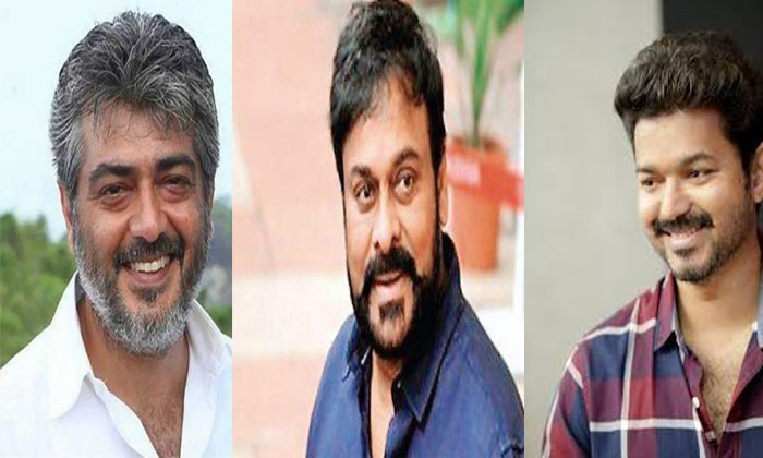 I Know Vijay & Ajith Will Become Super Stars 30 yrs back-Chiru