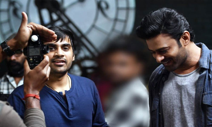 Impressed Prabhas to give him a chance once again