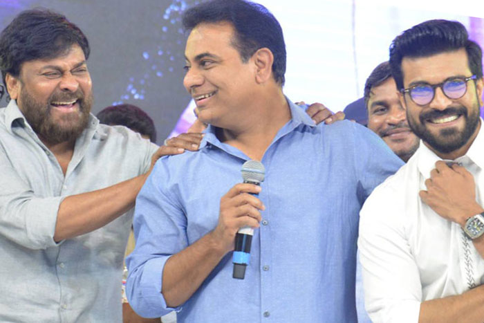 KTR to bail out Sye Raa