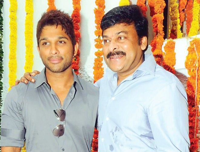 No Time For Chiru SyeRaa,But Attending Gopichand Event?