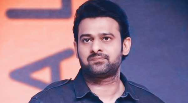 Prabhas Heads to A Short Vacation