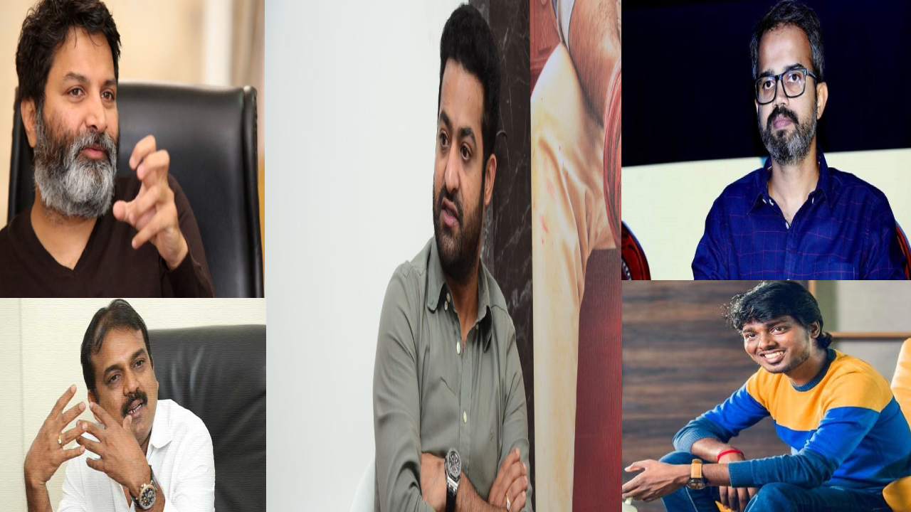 RRR Effect-NTR Directors Showing Frustration