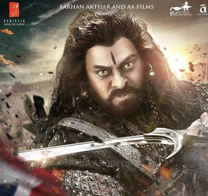 Two Pre-Release Events for Sye Raa