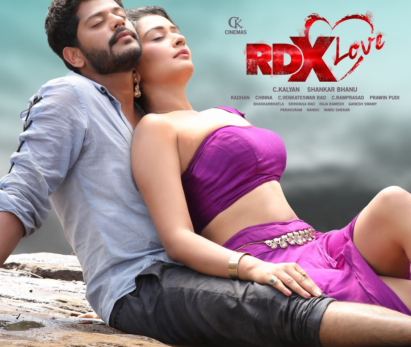 All you need to know about Payal Rajput's skin show in RDX Love