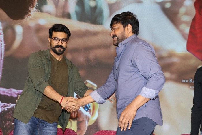 Chiranjeevi recommending this heroine for his next
