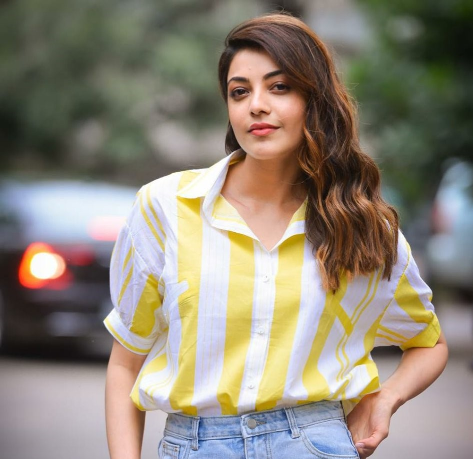 Kajal Aggarwal Secret Chat With Cricketer Leaked?