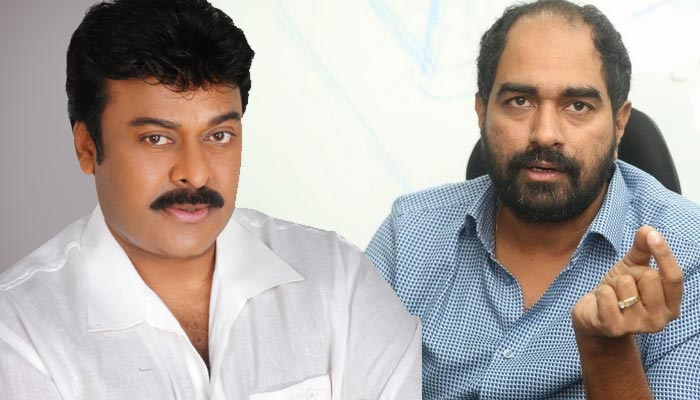 Krish planning to meet Chiru for a special reason