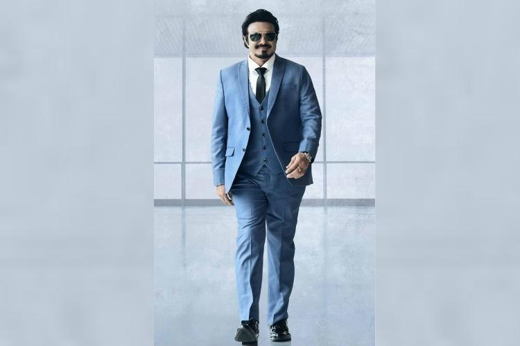 Second Role in Balayya's Ruler