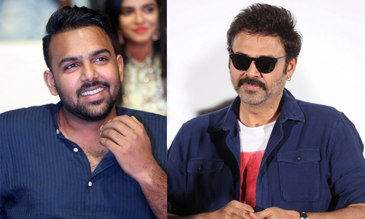Set Work Started for Venkatesh's Next
