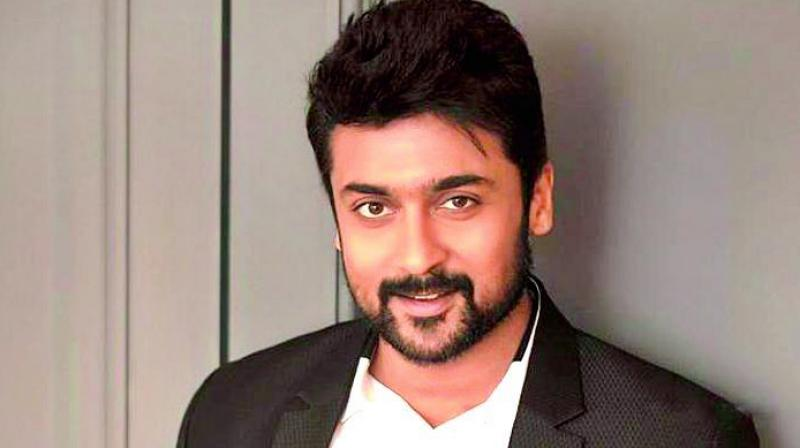Suriya Big Plans to hire a team in Tollywood