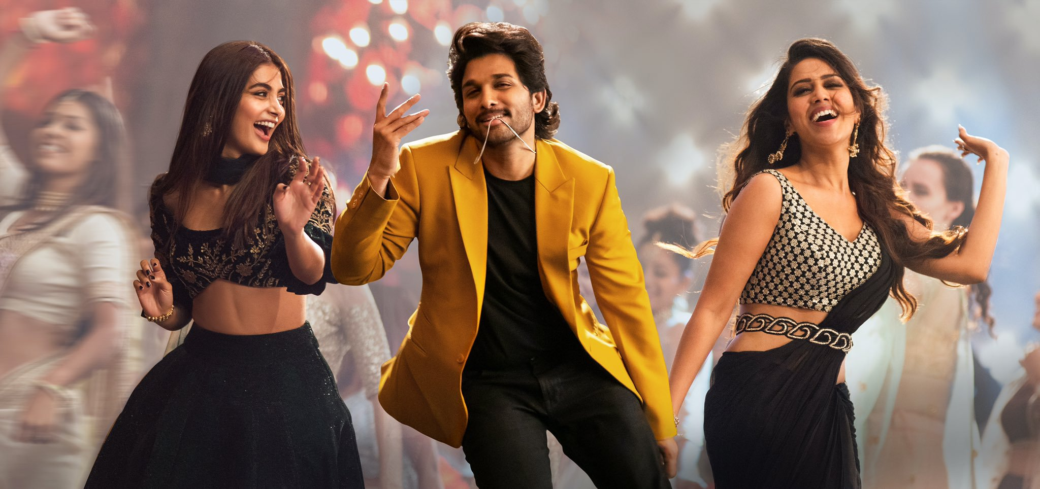 Thaman reaches expectations-Ramuloo is also a hit number