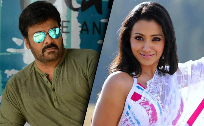 Trisha clears the air about Chiru's next