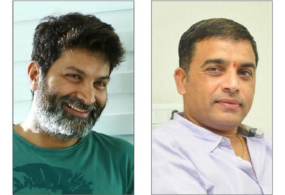 Trivikram and Dil Raju Rooting For A Young Director