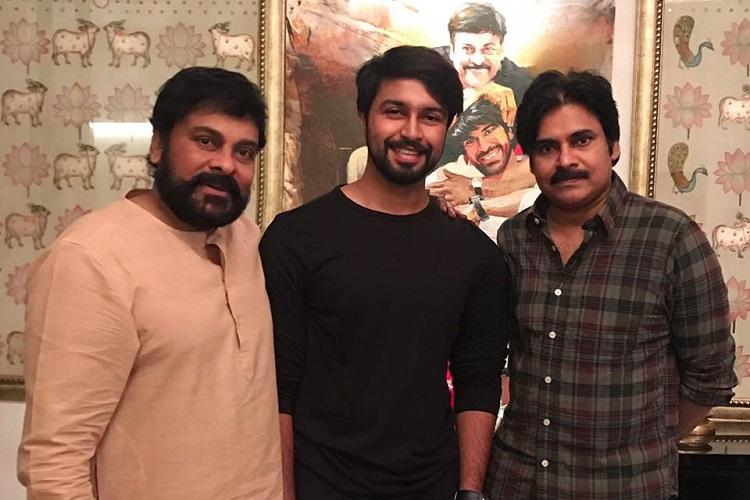 Vulgar Thought by Chiranjeevi's Son-in-law?