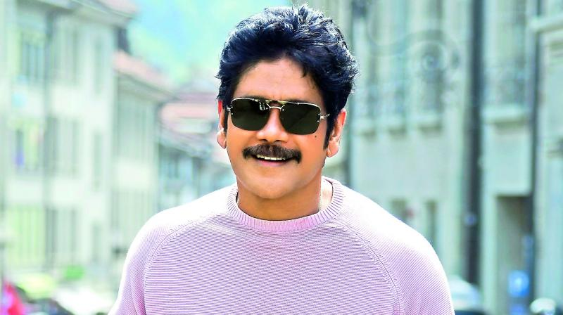 Nagarjuna's Next To Be Completed in Limited Days