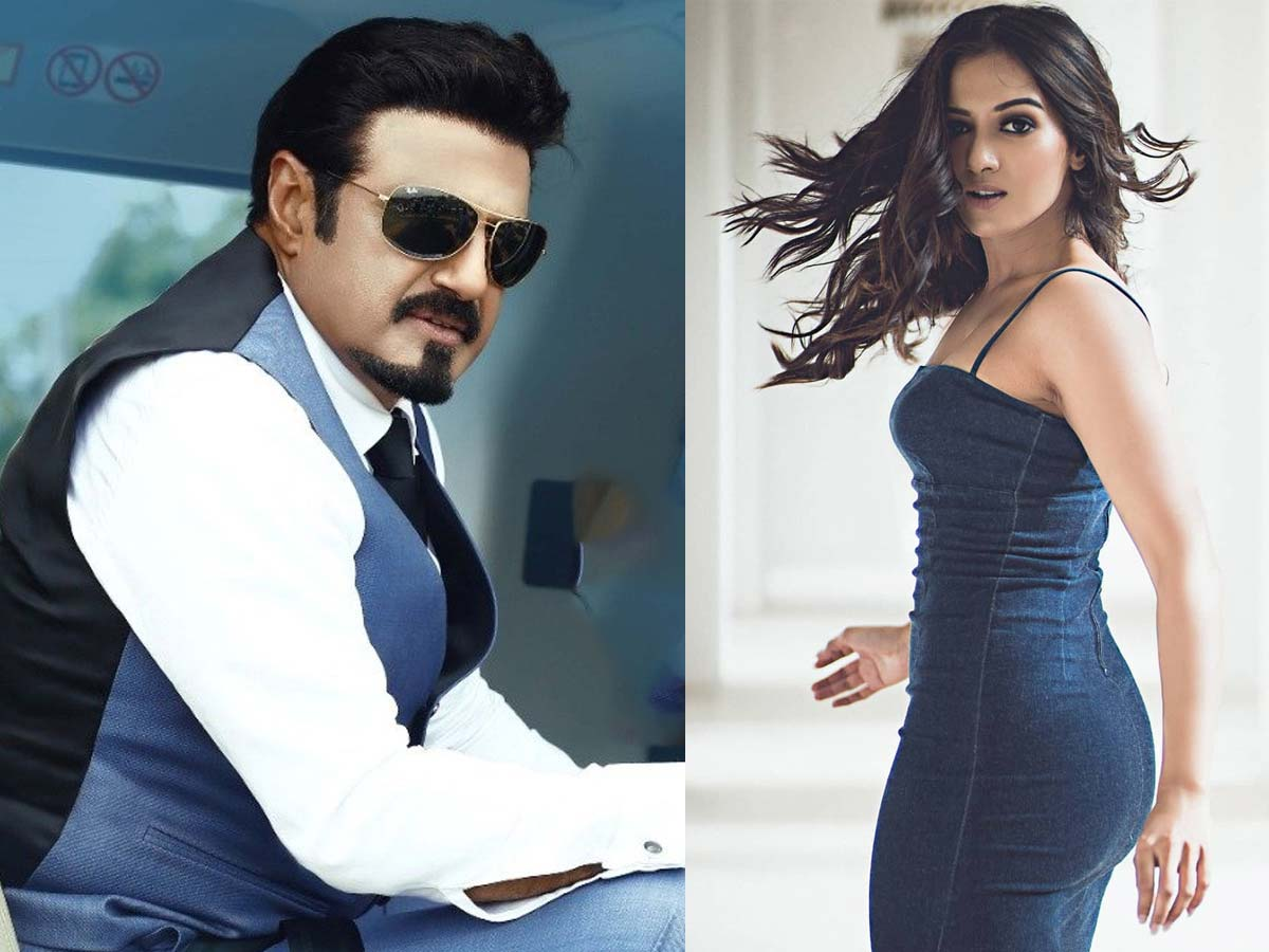 Heroine Gets Career-Best Paycheck from Balayya