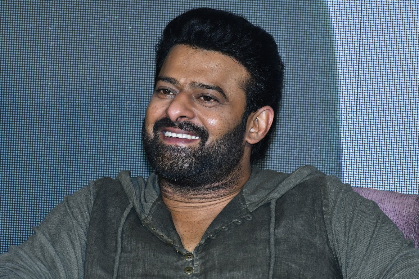 Prabhas Targets Two Birds with One-Shot