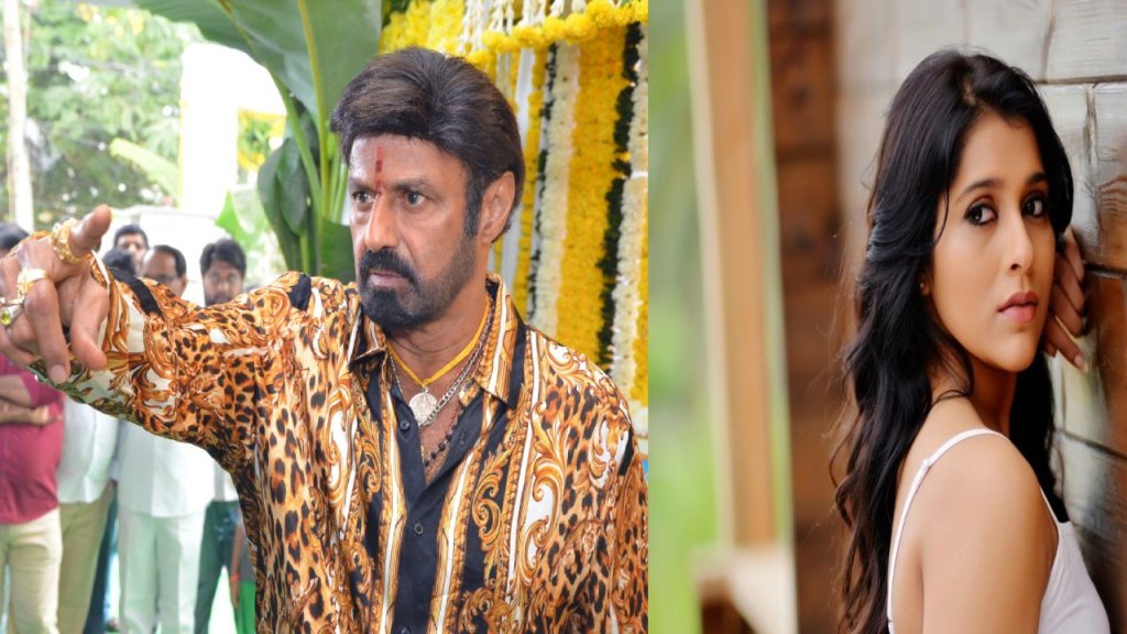 Hot anchor's negative role in Balakrishna's next