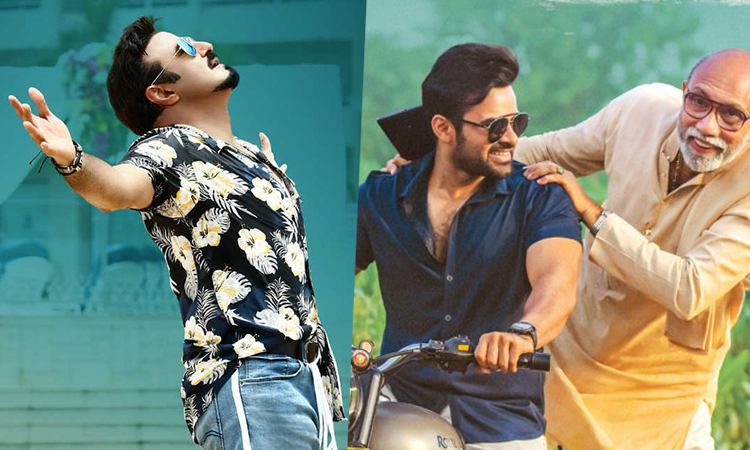 Sai Tej having an edge over Balakrishna
