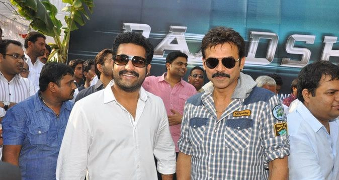 Venkatesh Looking Forward to Act with This Star Hero