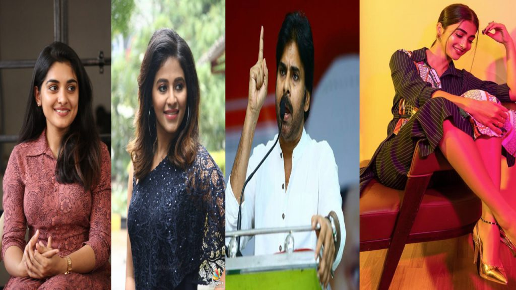 Just Five Days Shoot for Pawan Kalyan Heroine