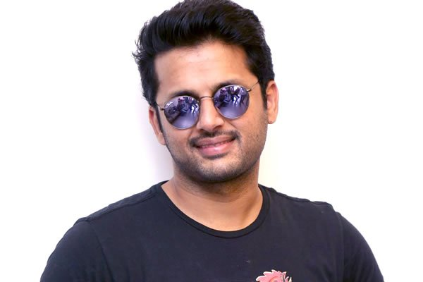 Nithin's Thankful Gesture To His Director