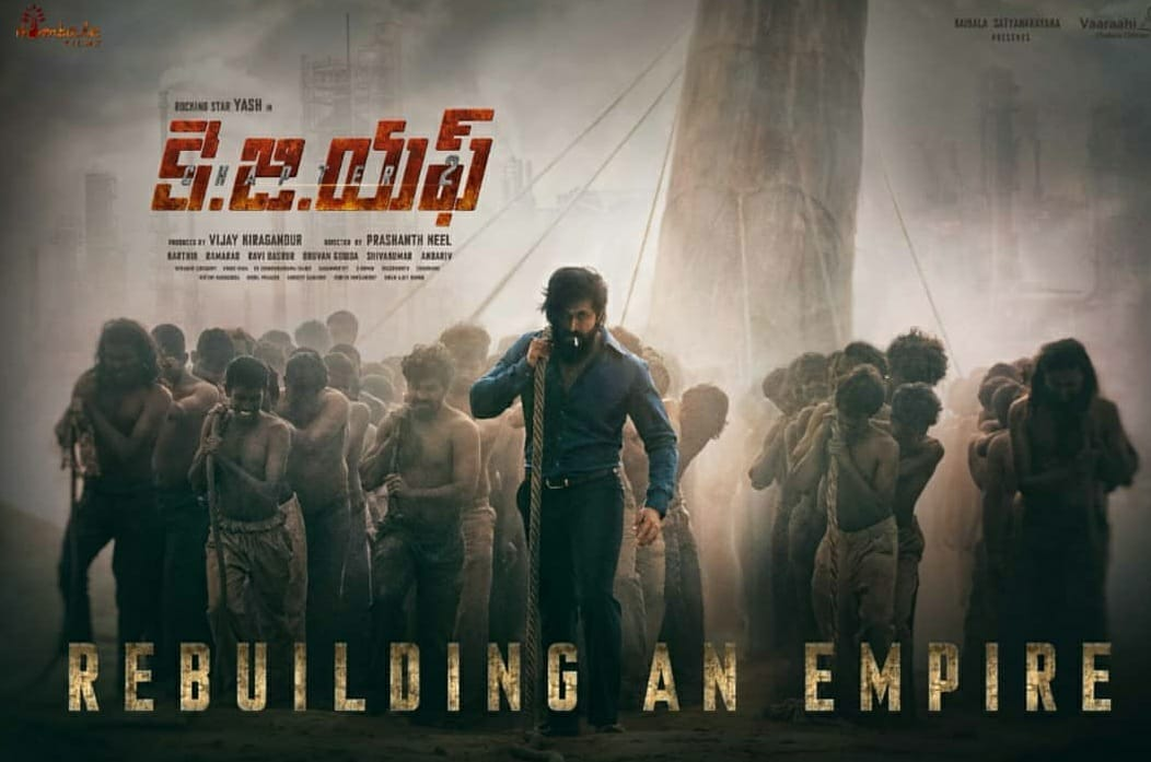 KGF 2 Gears Up for Climax